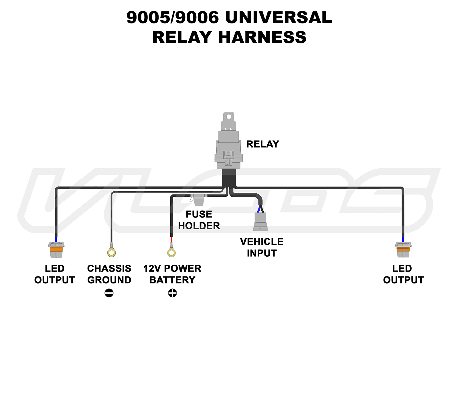 universal gm headlight switch wiring diagram  gm  auto