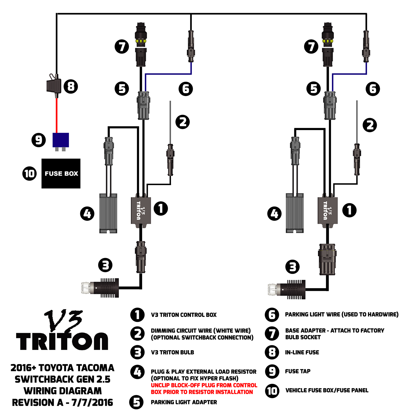 V3_Gen_2.5_A_Tacoma wiring diagrams 2016 toyota tacoma wiring diagram at bayanpartner.co