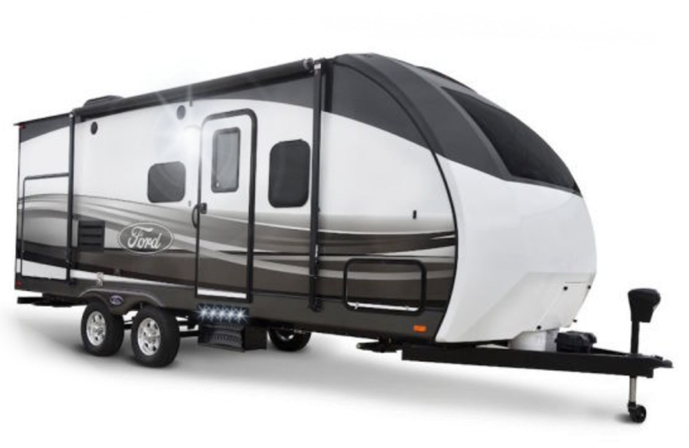 Trailer Camper RV