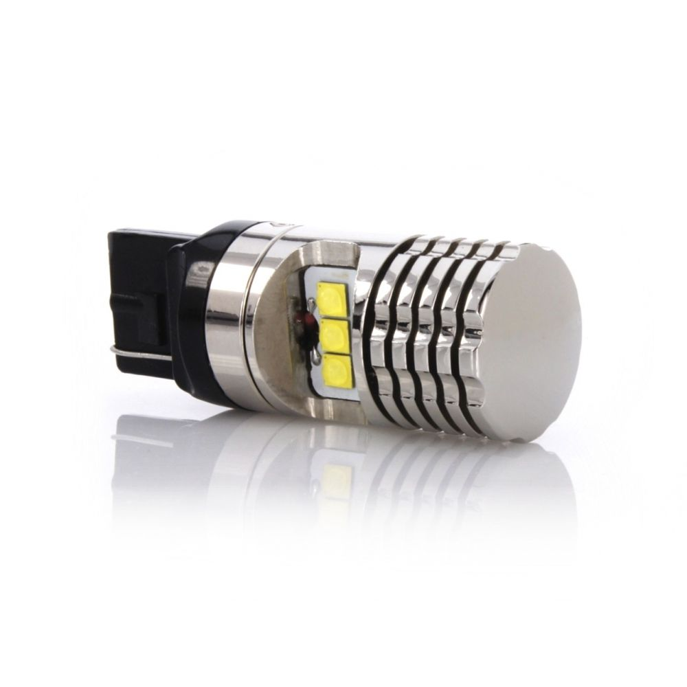 HIGH OUTPUT WHITE 6 LED BACK-UP LIGHT 7440