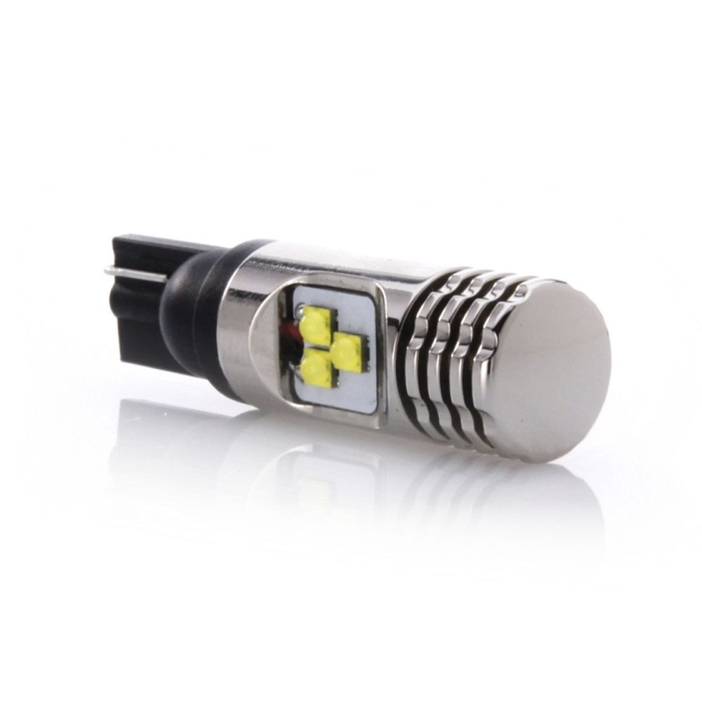HIGH OUTPUT WHITE 6 LED 921