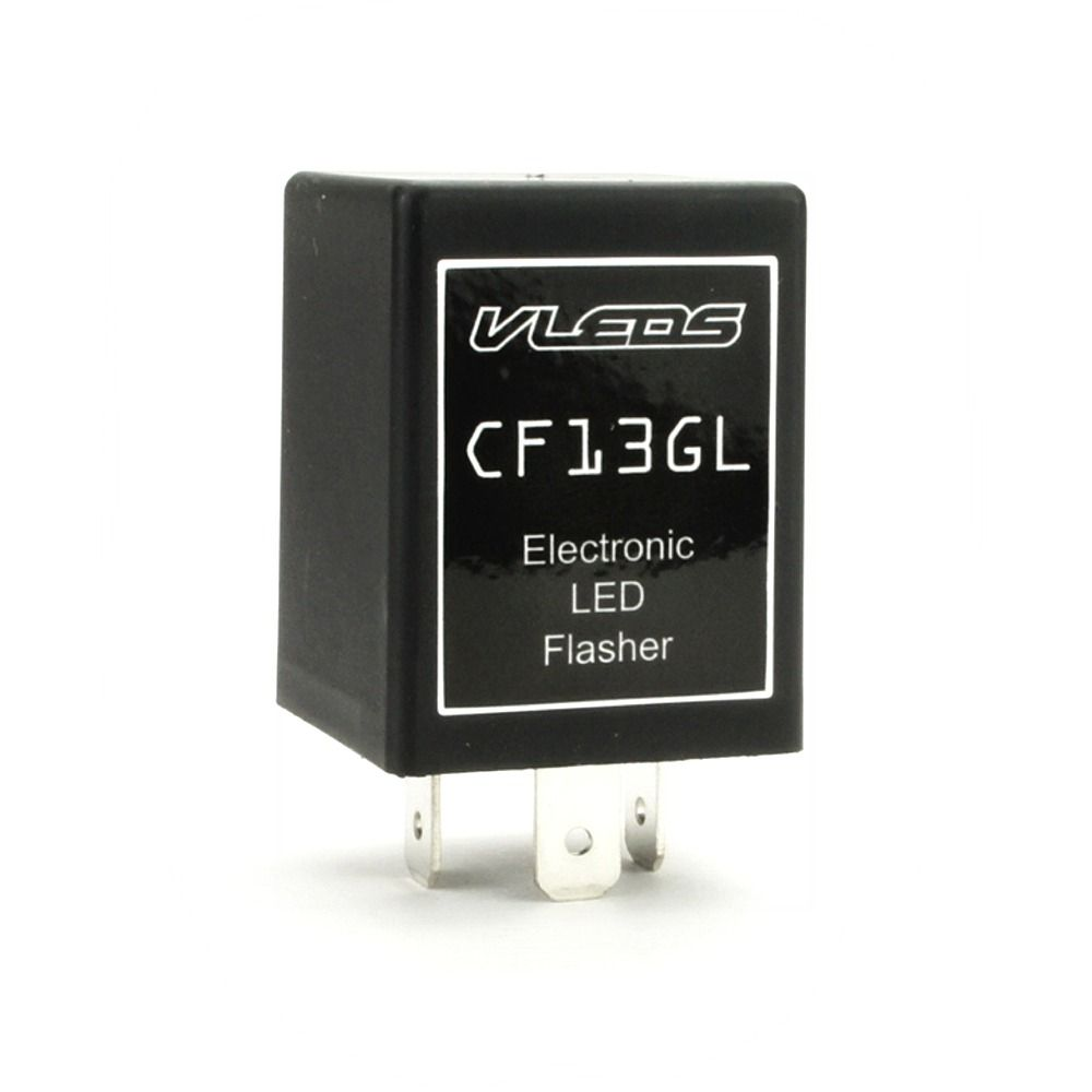 CF13GL-02 FLASHER 3 PIN